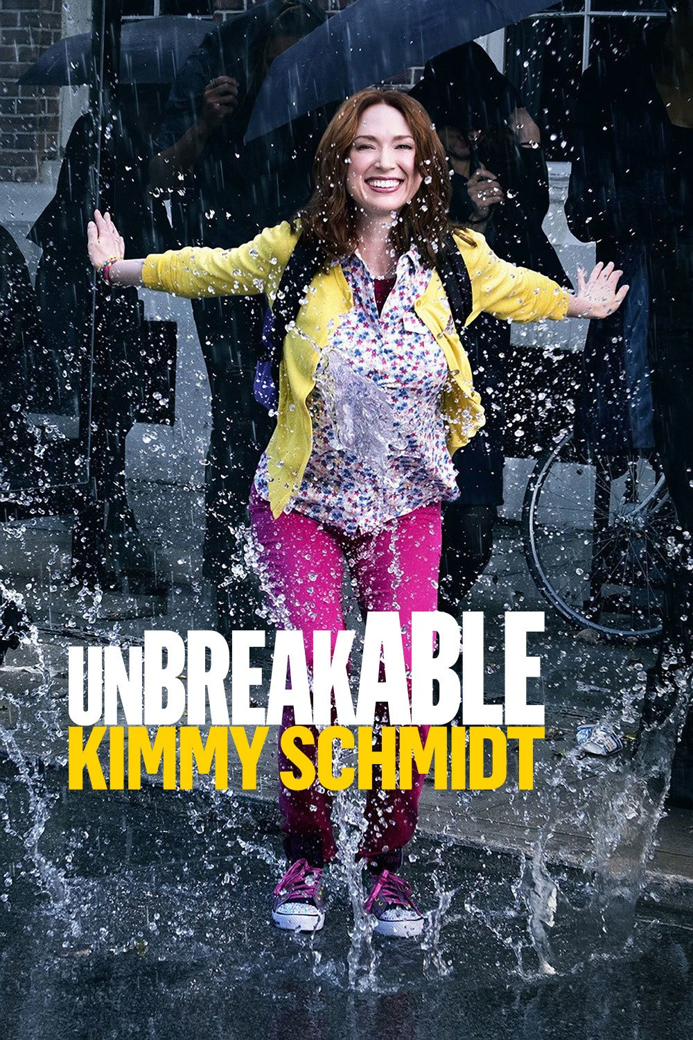 Unbreakable Kimmy Schmidt DVD cover