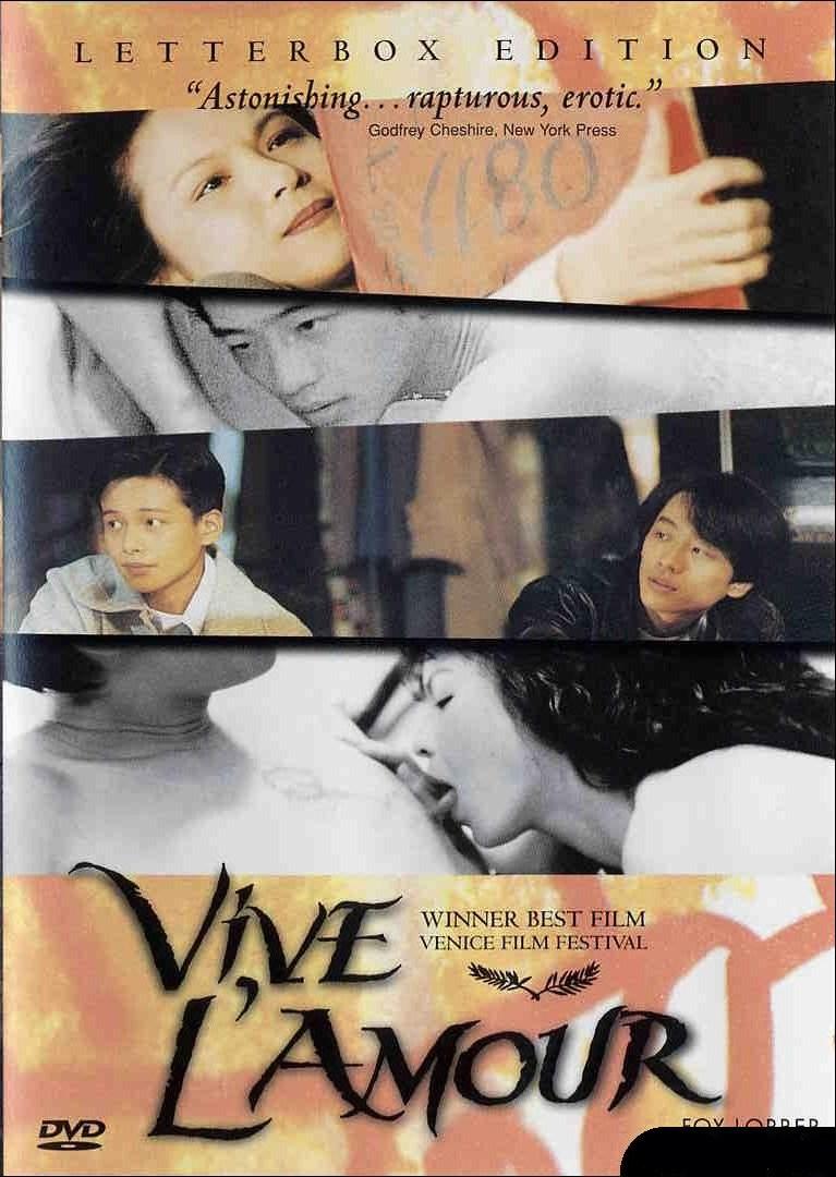 Risultati immagini per vive l'amour FILM POSTER