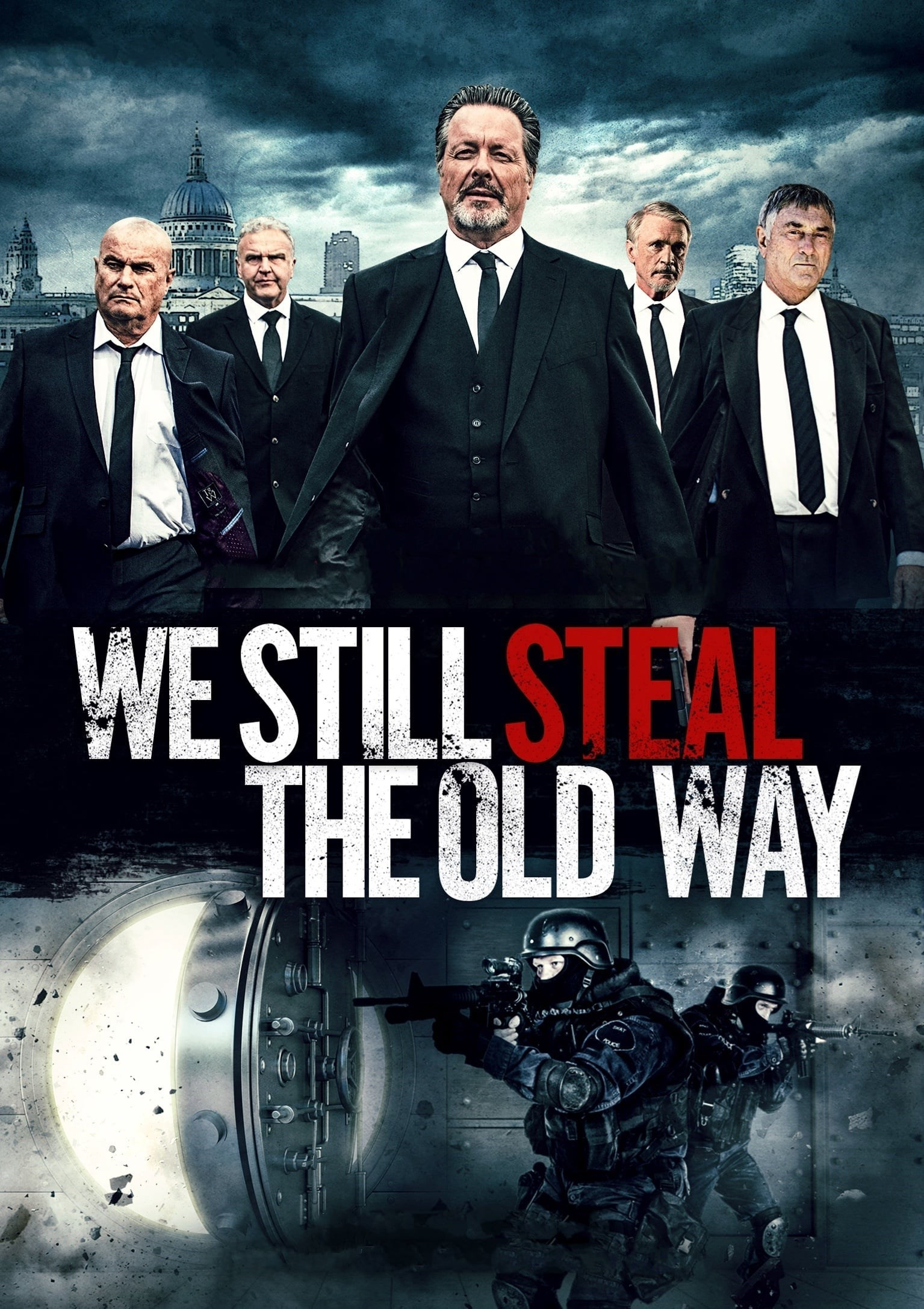 دانلود فیلم we still steal the old way 2016