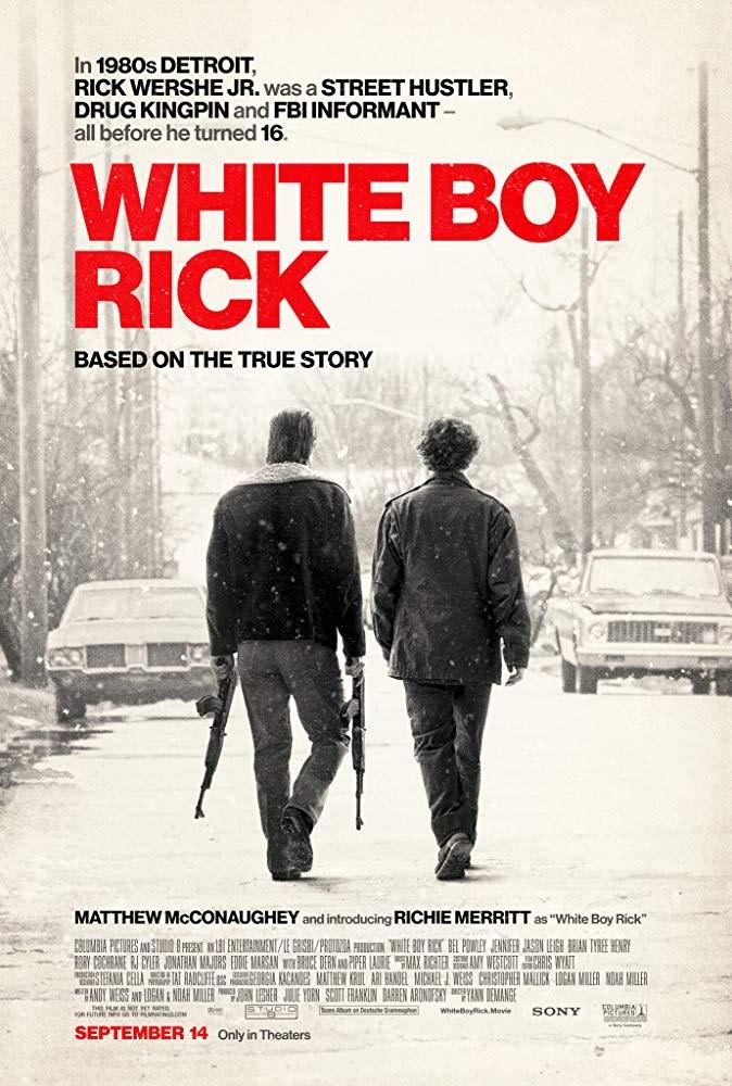 Subscene - Subtitles for White Boy Rick