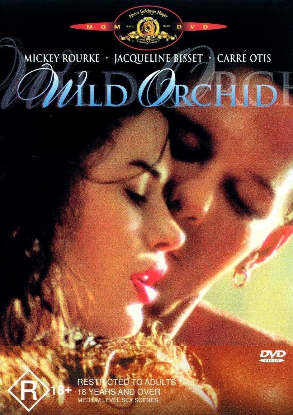 Risultati immagini per WILD ORCHID ( 1989 ) POSTER