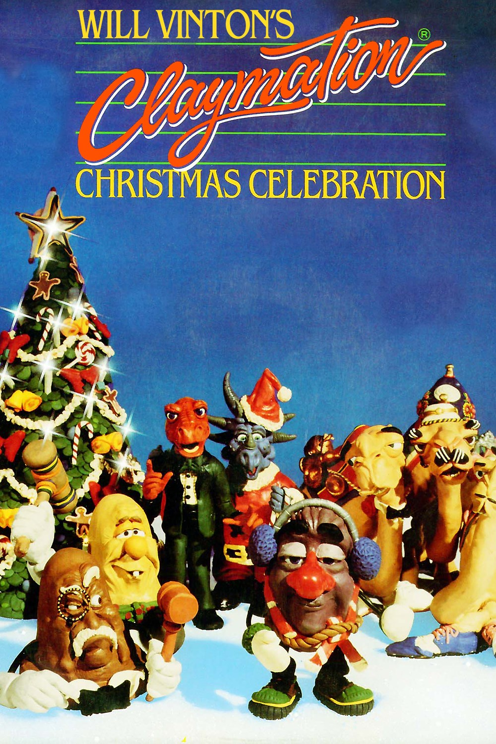 Subscene - Will Vinton's Claymation Christmas Celebration English ...
