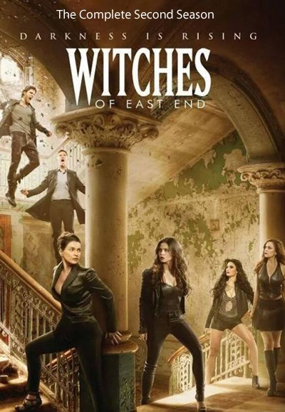 Witches of East End Tv Series