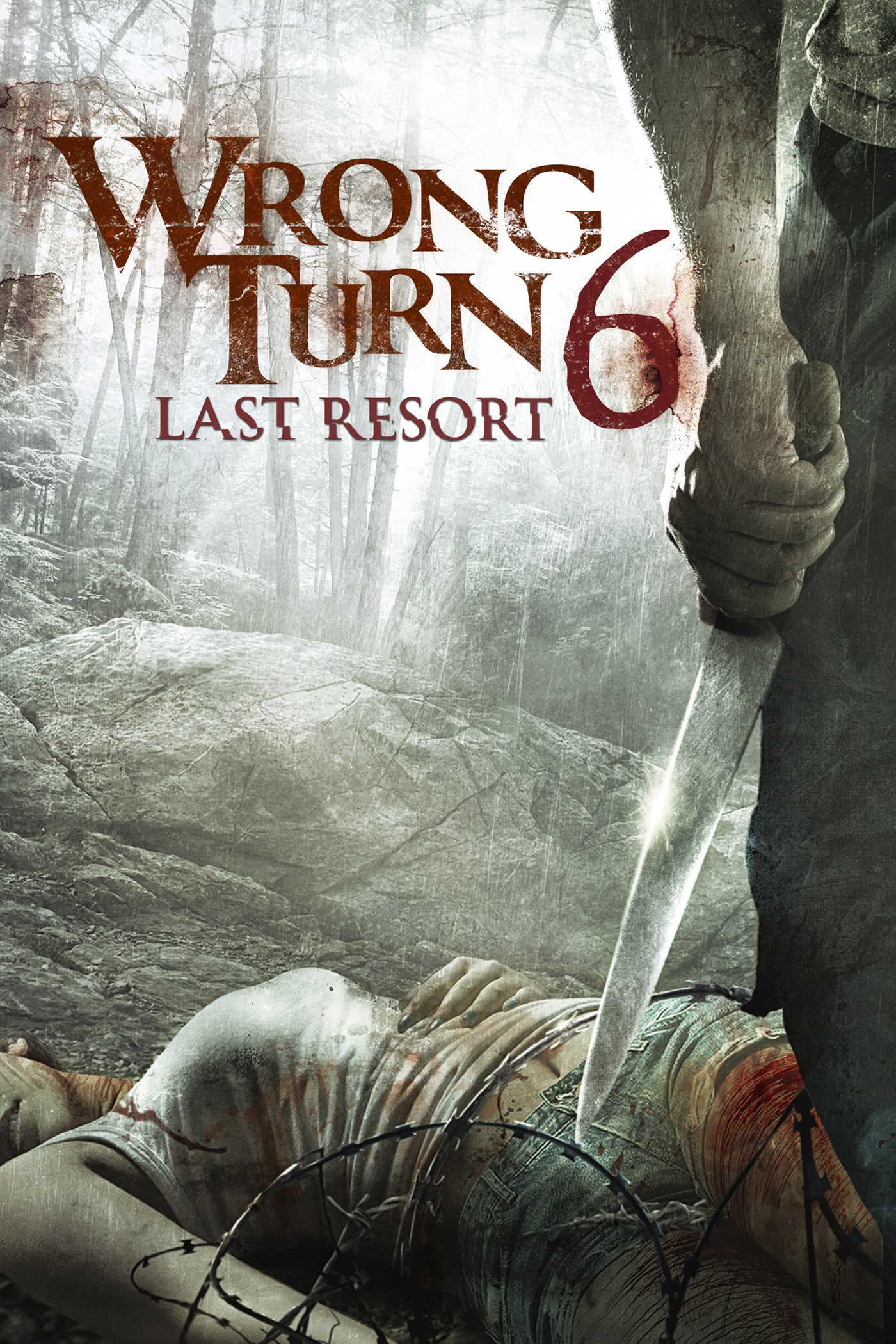 Subscene - Wrong Turn 6: Last Resort English subtitle